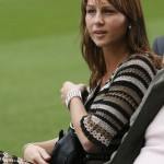 WAGS – Bernadien Eillert, girlfriend/wife of Arjen Robben