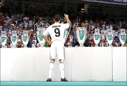 ronaldo real madrid. Ronaldo in Real Madrid