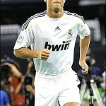 Ronaldo in Real Madrid – Presentation Pictures