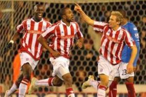 Stoke 1-0