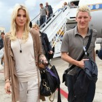 WAGS – Sarah Brandner Girlfriend of Bastian Schweinsteiger