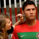 Cristiano Ronaldo's Wax Figure Unveiled At Madame Tussauds