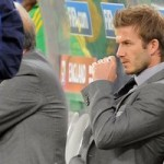 David Beckham Attacked By Angry Fan