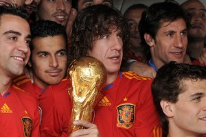 Vicente del Bosque Wants Puyol To Play On For Spain
