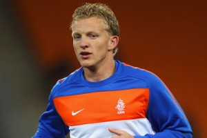 Dirk Kuyt : Howard Webb Favoured Spain!