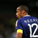 Thierry Henry Completes New York Red Bulls Switch
