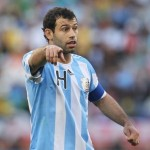 Inter Milan Lodge £20 Million Bid For Javier Mascherano