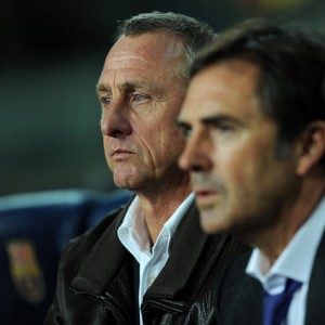 Johan Cruyff : Real Madrid Will Be Left Behind!