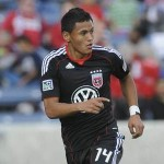 Andy Najar Attracts Interest From Real Madrid And Arsenal