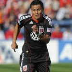 Andy Najar Named 2010 MLS Rookie of the Year