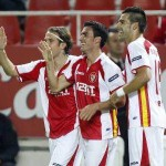 Sevilla FC 4-0 Karpaty Lviv – Match Highlights