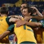 Australia 1-1 South Korea
