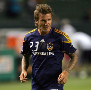 David Beckham ke Indonesia
