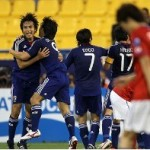 Japan 2-2 South Korea