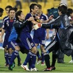 Japan 3-2 Qatar – Match Highlights