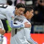Ronaldo Back Pass Against Real Sociedad