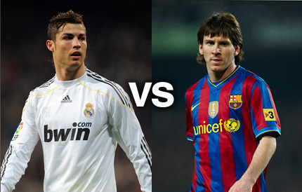 Cristiano Ronaldo Vs Lionel Messi     Who Is The Best