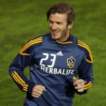 David Beckham Delighted To Be Back In Action For LA Galaxy – Video