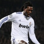 Juventus, Rubin Kazan Keen On Emmanuel Adebayor