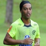 Ronaldinho Scores A 'No-Look' Goal During Training – Video