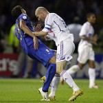 Materazzi  & Zidane Finally End Feud