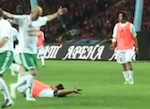Diego Maradona Dives Better Than Most Players – Video