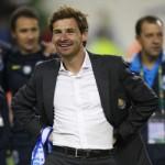 Andre Villas-Boas Quits FC Porto