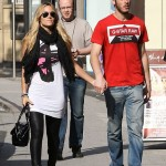 WAGS – Edurne, Girlfriend Of David De Gea