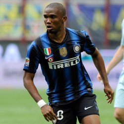 Man City, Chelsea Make Inter Milan Contact For Samuel Eto'o