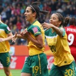 Australia 3-2 Equatorial Guinea (Women's World Cup) – Highlights