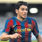 German Clubs Chasing Barcelona Striker Jonathan Soriano