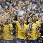 Sweden 2-1 France (Women's World Cup) – Highlights