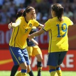 Sweden 3-1 Australia (Women's World Cup) – Highlights