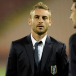 Daniele de Rossi Ready For Derby Match Against Lazio