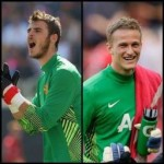 David De Gea Or Anders Lindegaard? Vote Now!