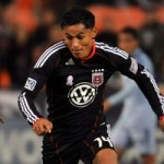 Norwich City Rival Arsenal For DC United Winger Andy Najar
