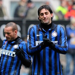 "Arsenal Wants ""Proven Goalscorer"" Diego Milito in January Window"