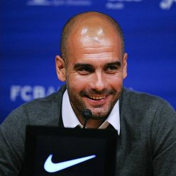Pep Guardiola Set To Join Manchester United