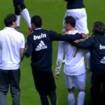 Cristiano Ronaldo Fights With Javi Martinez
