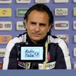 Cesare Prandelli : Italy Will Attack Germany!
