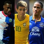 Premier League Transfers So Far – As Of 2/8/2012