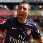 Santi Cazorla Grateful To Mikel Arteta For Arsenal Help