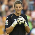 Barcelona Tracking Valencia Goalkeeper Vicente Guaita