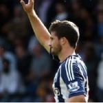 West Bromwich Albion  2 - 0 Everton - Highlights