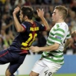 Barcelona 2-1 Celtic – Highlights