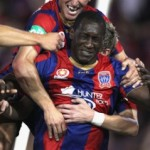 Emile Heskey Brace Against Melbourne Victory – Video