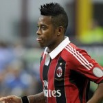 AC Milan Star Robinho Cools Down Santos Talks