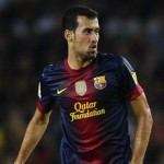 Zenit St Petersburg Planning January Bid For Sergio Busquets
