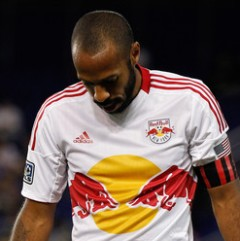 Arsene Wenger Remain Interested In Signing Thierry Henry