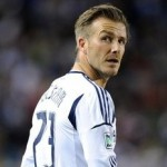 David Beckham Announces LA Galaxy Departure